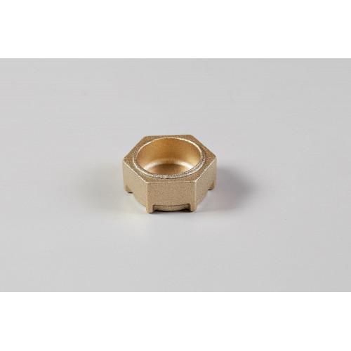 Гайка термостатического клапана Ду 40 (G 1½) PN 16, рис.2