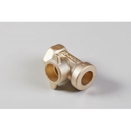 Корпус термостатического клапана Ду 25 (G 1) PN 16, рис.2