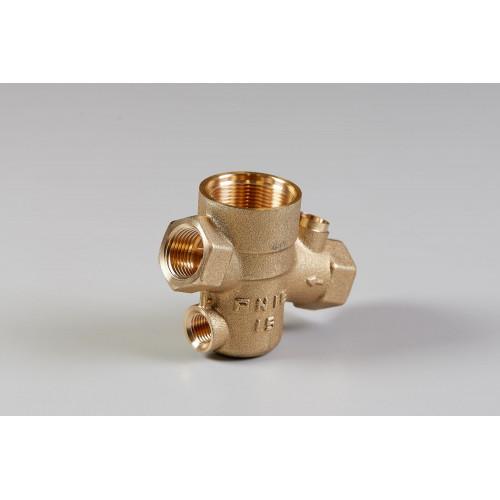 Корпус квартирного регулятора давления Ду 32 (G 1¼) PN 16
