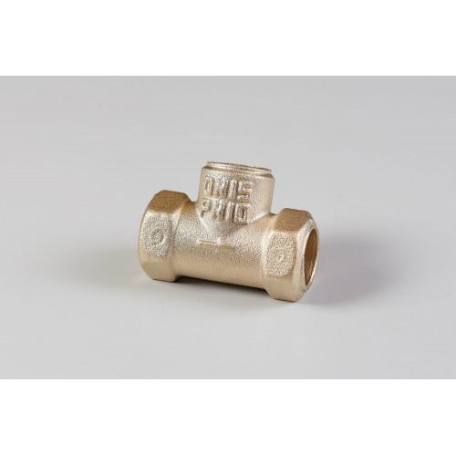 Корпус крана фильтра регулятора давления Ду 40 (G 1½) PN 16, рис.2